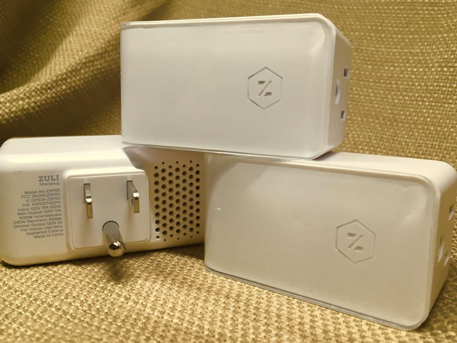 Zuli smartplug smartplugs