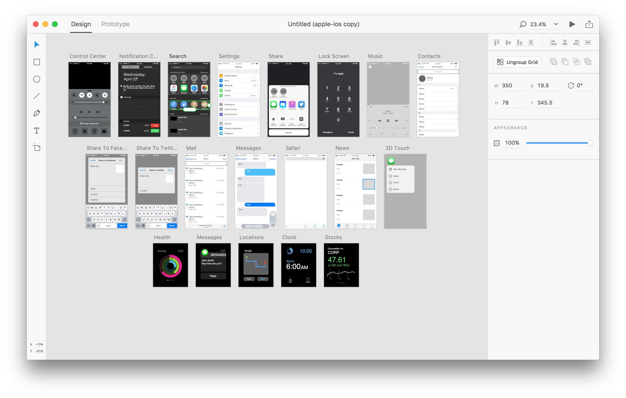 prototyping just got easier - Prototype Ipad App