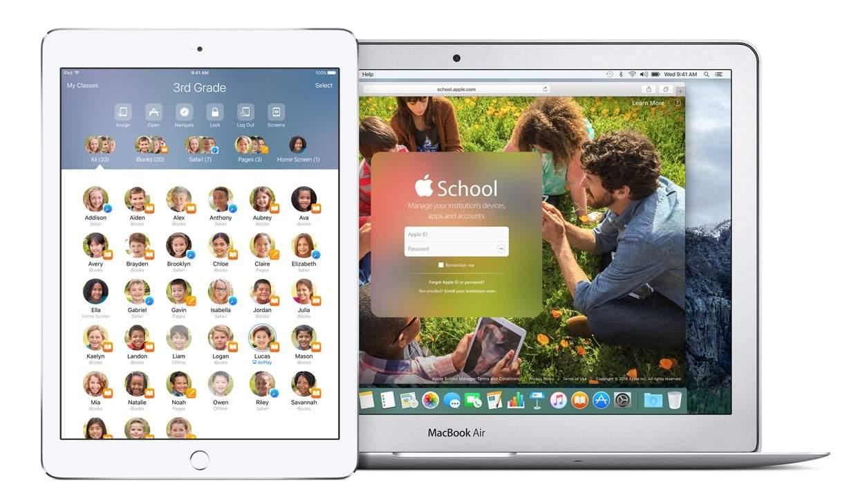 iOS 9.3 embraces education.