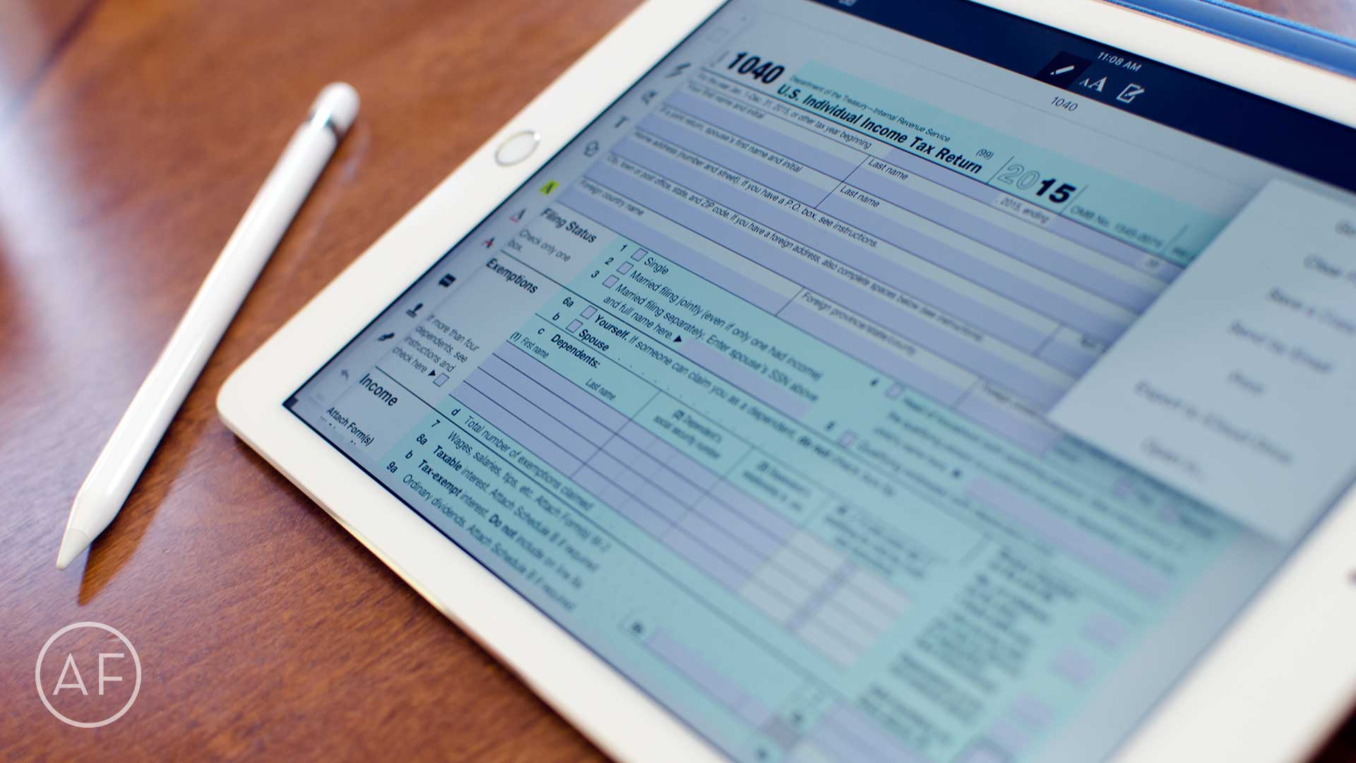 The iPad is great at handling PDFs and other kinds of documents. Here are 4 must-have apps.
