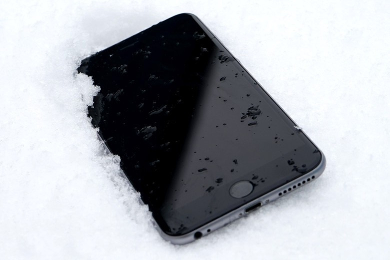 iPhone_6 Plus_Frozen_Snow