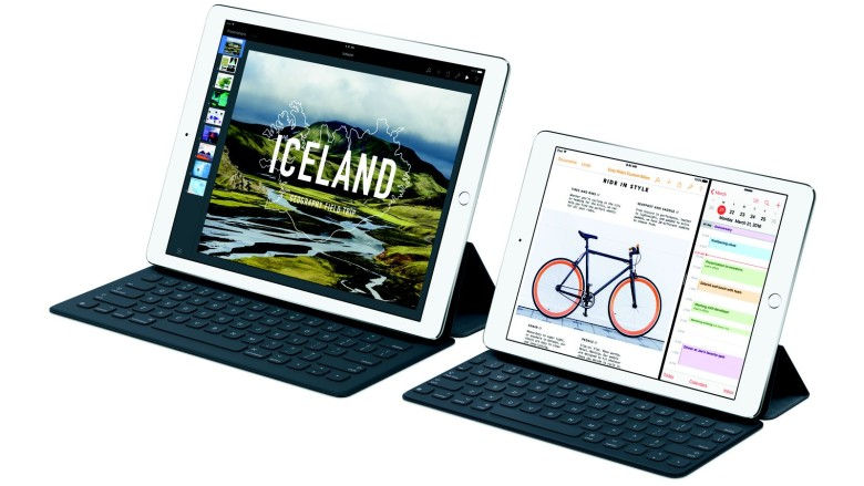 They might share the same name, but they're not the same iPad.