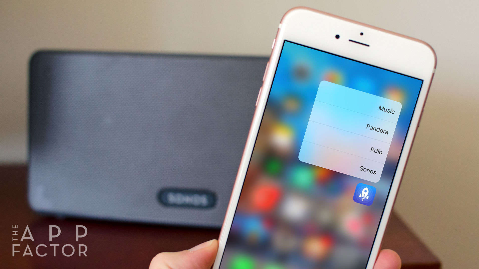 Want faster access to home audio? Here's how with the help of Launch Center Pro and 3D Touch!