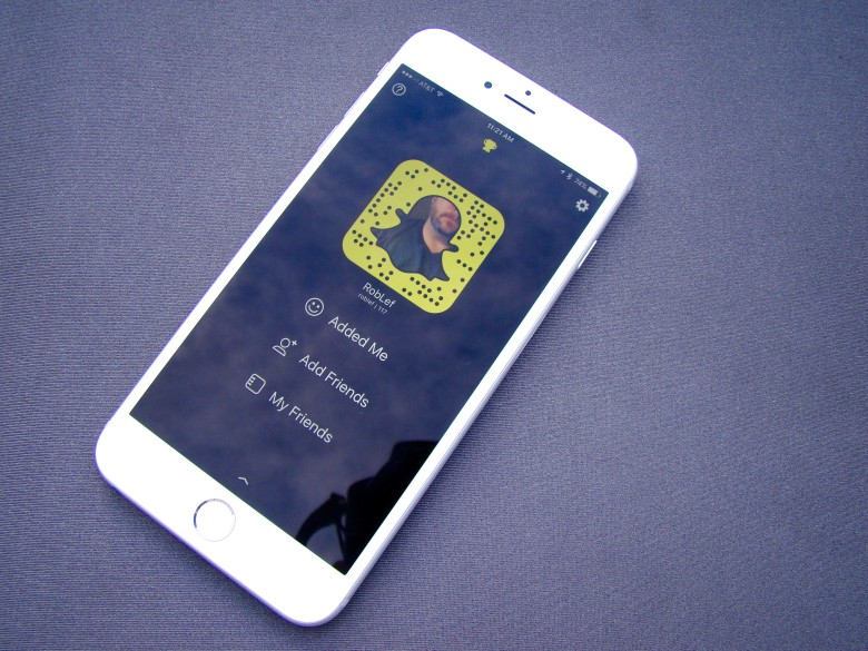 Snapchat just got a major update.