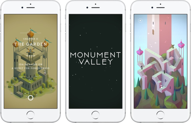 Quite possibly one of the most captivating and breathtakingly beautiful iOS games ever made.