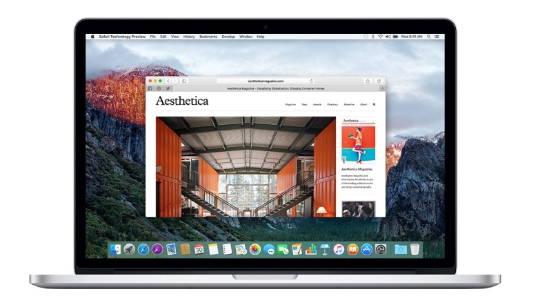 Safari will be kinder to MacBook Pro battery life.