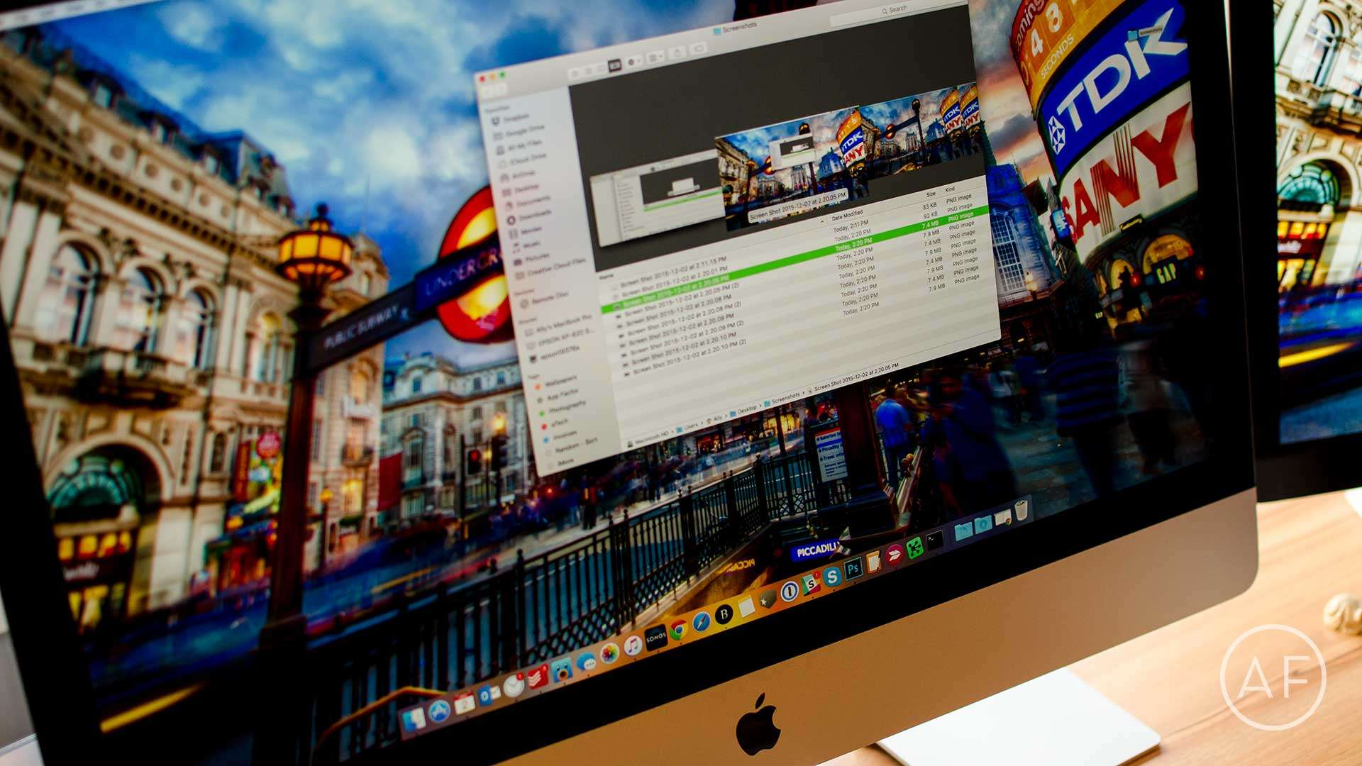 Tired of screenshots cluttering your Mac's desktop? Here's how to change where they're saved!