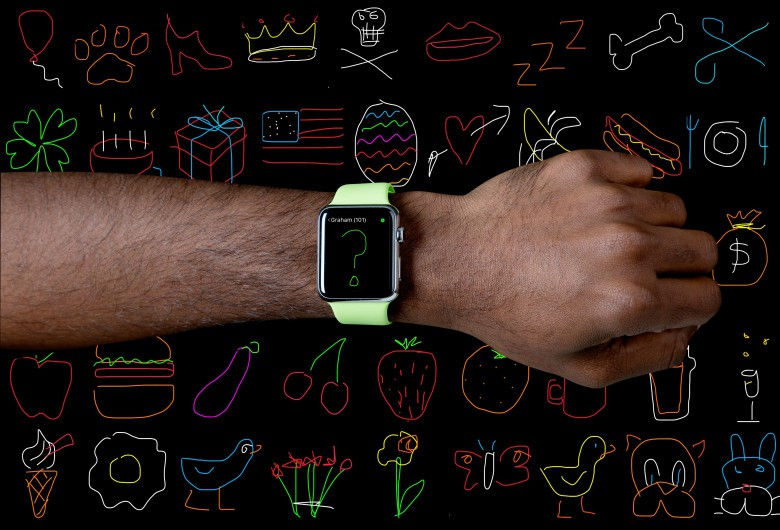 Learn to draw like Leonardo with Apple Watch Digital Touch Sketches