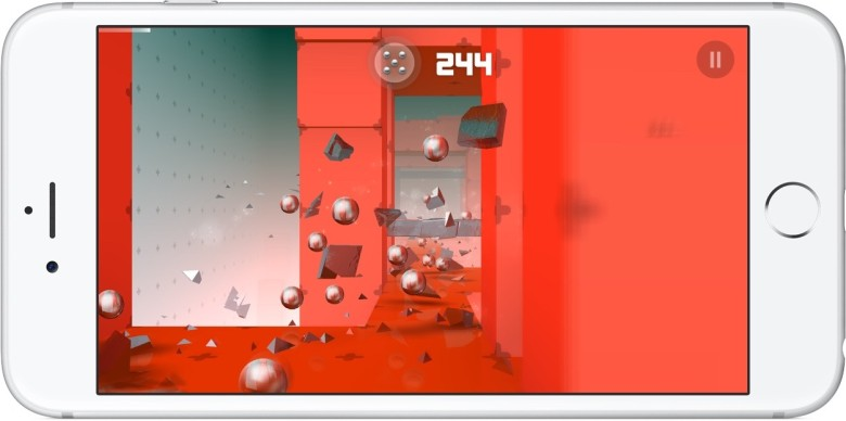 Smash Hit is an endless runner with a twist, but beware, it's incredibly addicting!