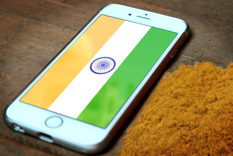 India iPhone sales