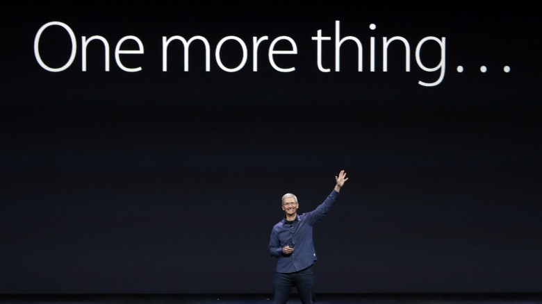 Tim Cook's next WWDC keynote is right around the corner!