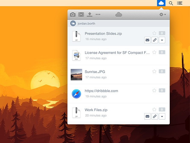 CloudApp makes it easy and seamless to share your image files with anyone.