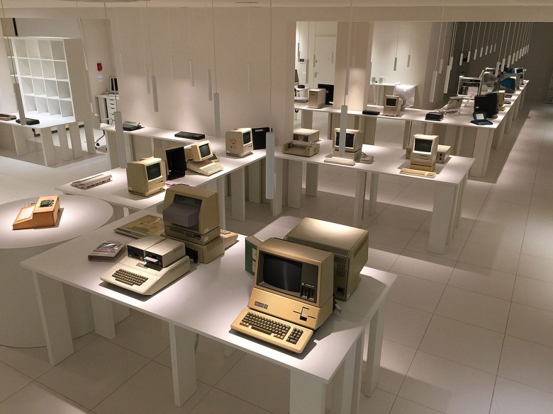 The All About Apple Museum in Savona, Italy.