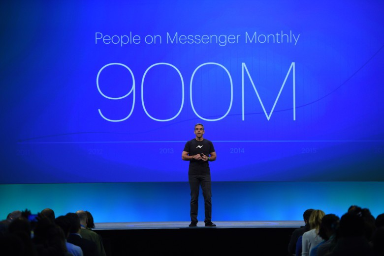 Facebook messaging apps