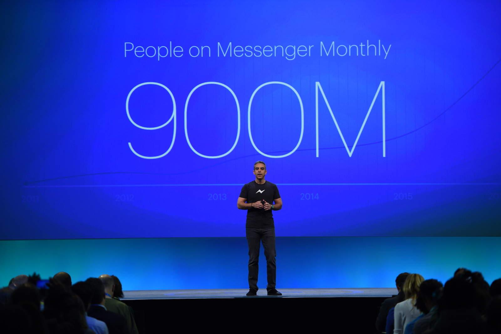 Facebook messaging apps