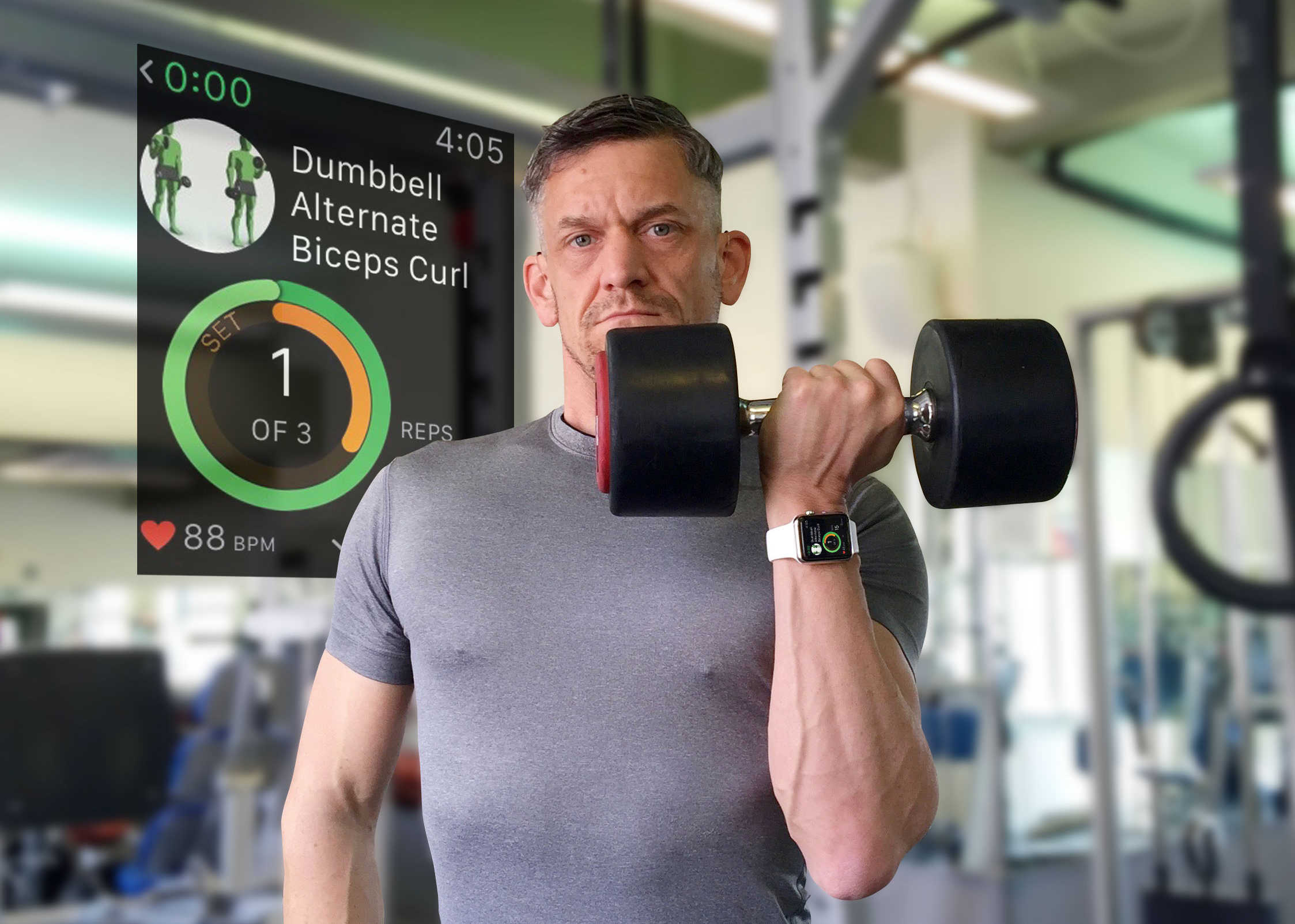 How To Get Ripped With Apple Watch Weightlifting Apps Circuit Training Gain Muscle And Lose Fat Tips