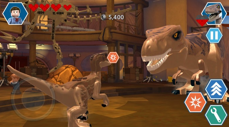 Lego Jurassic World's killer feature: dino poop [Reviews] | Cult of Mac