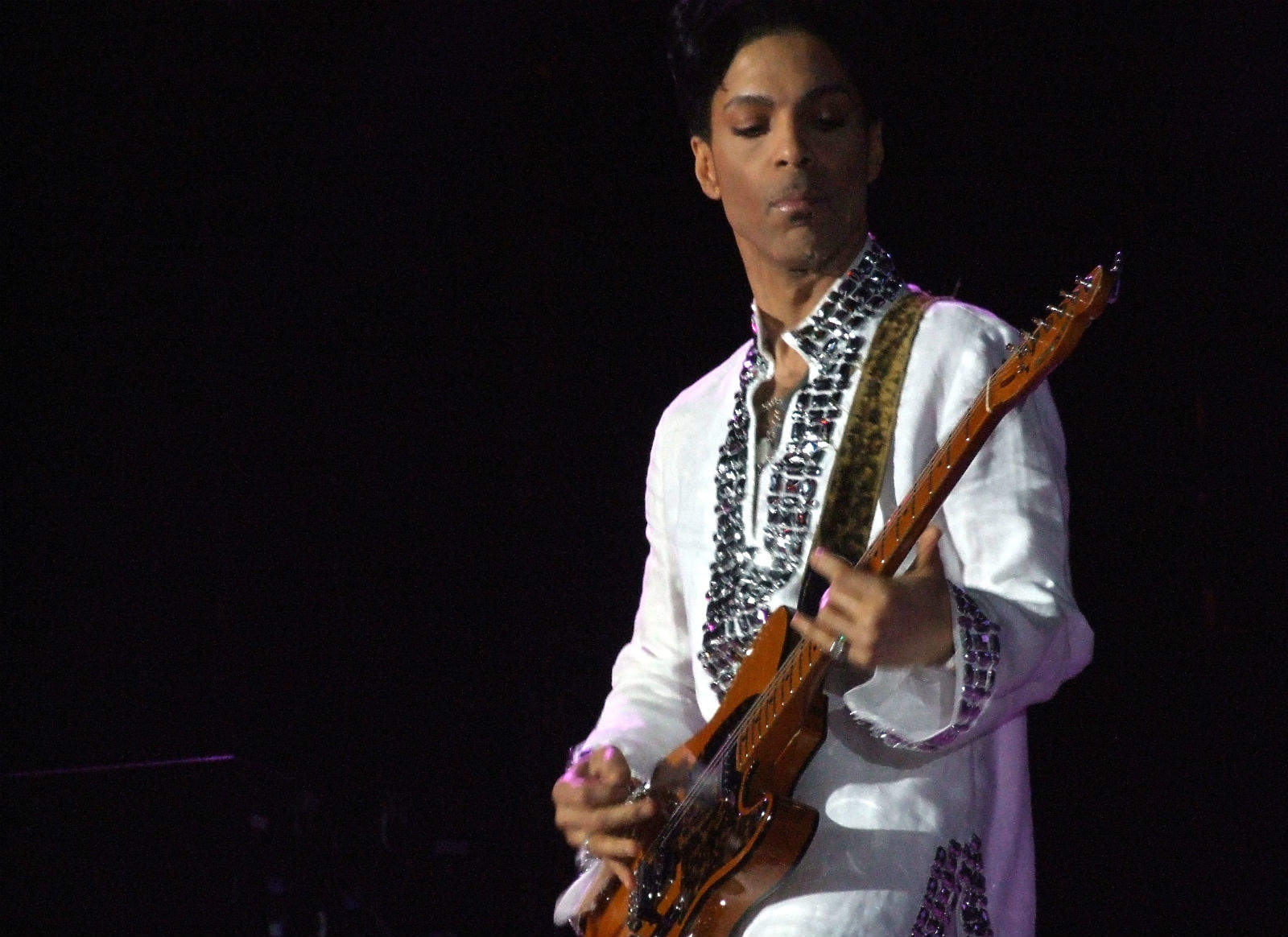 Prince is dead, but his music lives on. Just not on Apple Music.