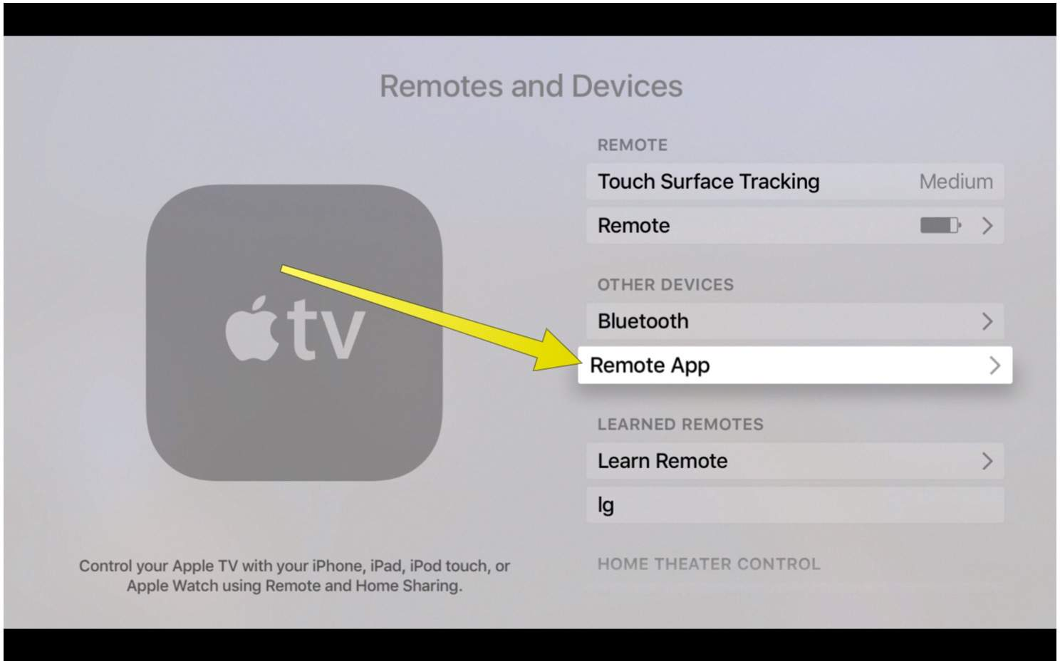 How to Use Apple TV photo
