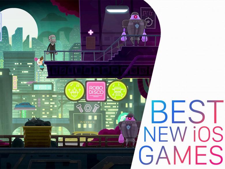 New iOS games April 2016