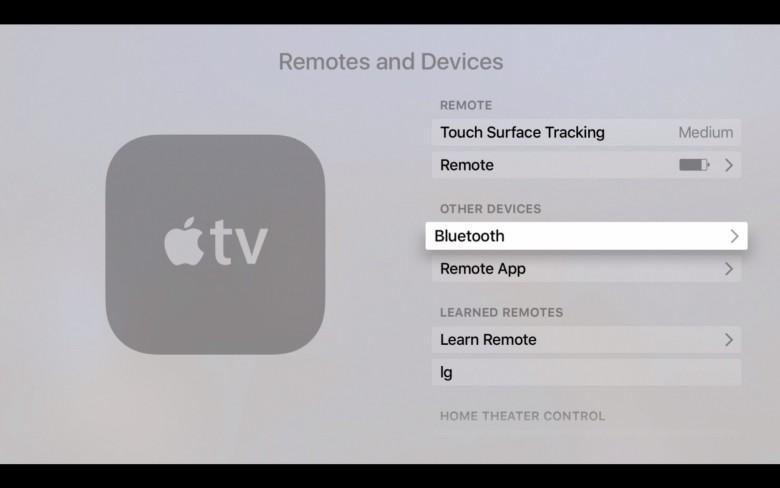 Click on Bluetooth.
