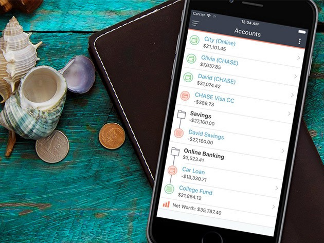 MoneyWiz's slick interface and toolbox full of features will whip your finances into shape.