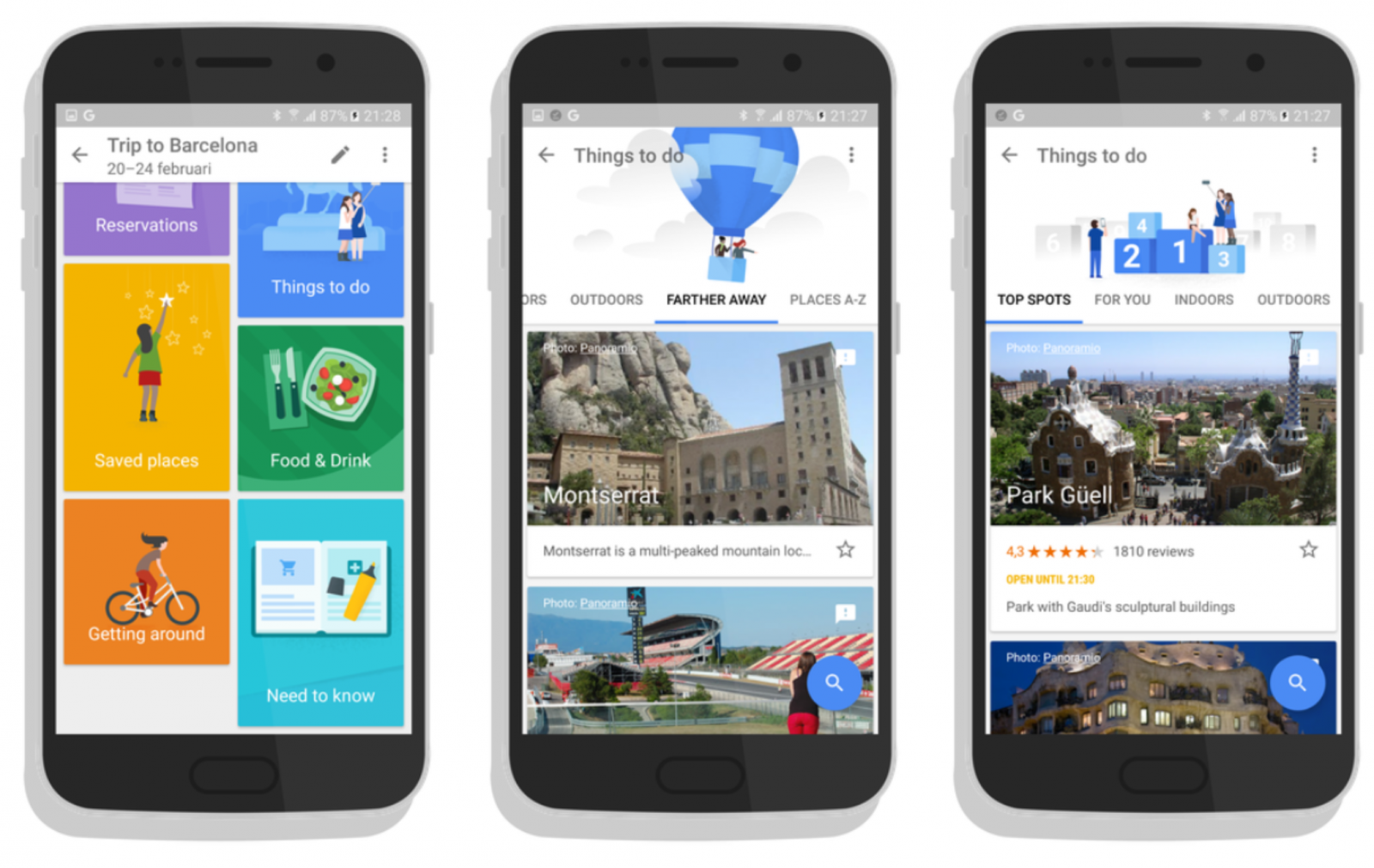 Google Trips app will help you plan your next vacation