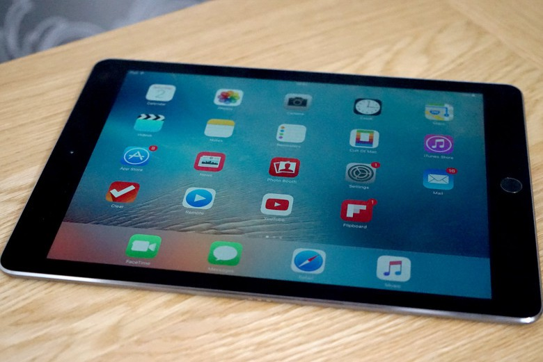 The new iPad Pro could have an even greater display.