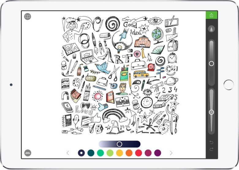 Best Coloring Book App For Iphone