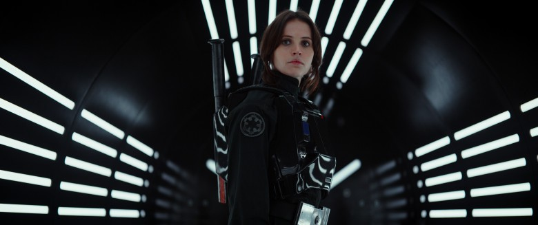 Rogue One: A Star Wars Story will star Felicity Jones as a Rebel spy.