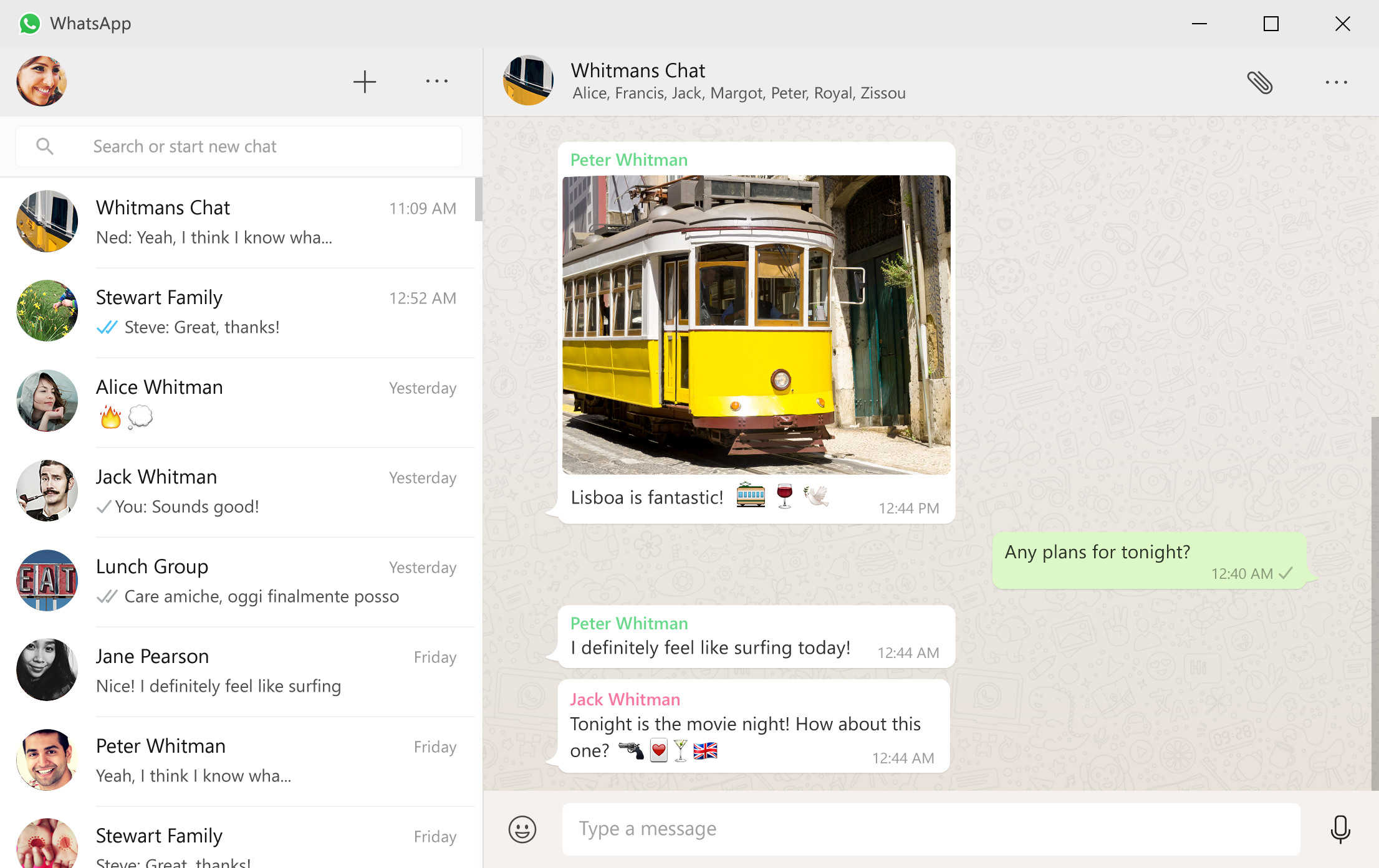 WhatsApp has debuted its official OS X native app.