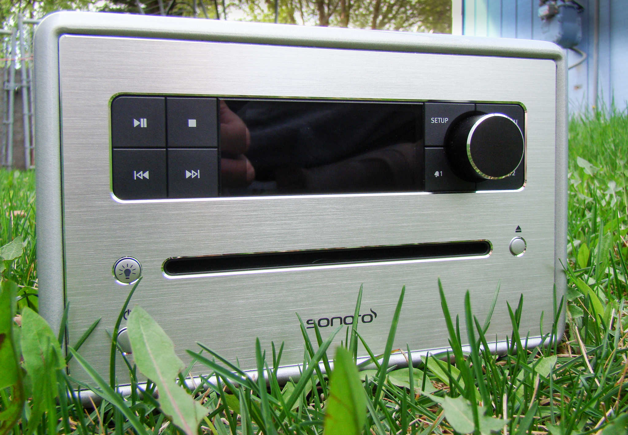 Liberate your languishing CD collection with Sonoro's Cubo.