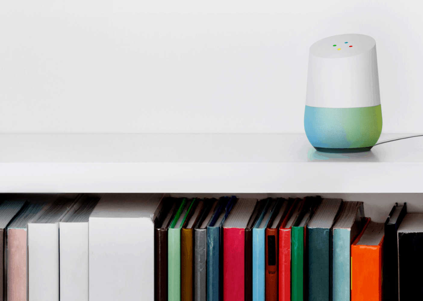 Google Assistant will also power Google Home.