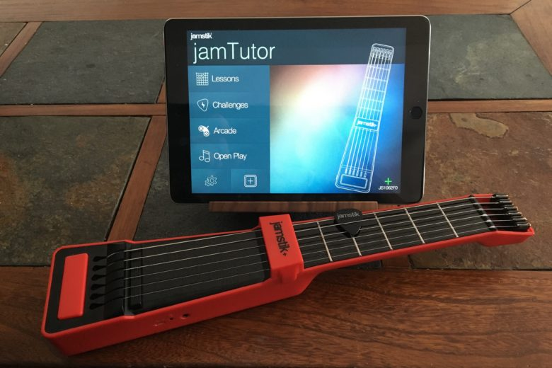 Jamstik Bluetooth guitar