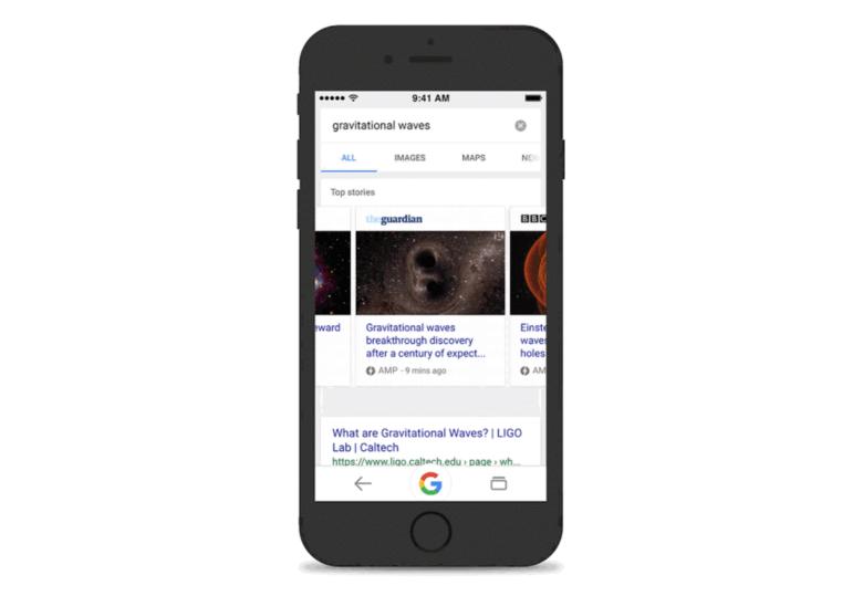 Google-app-AMP