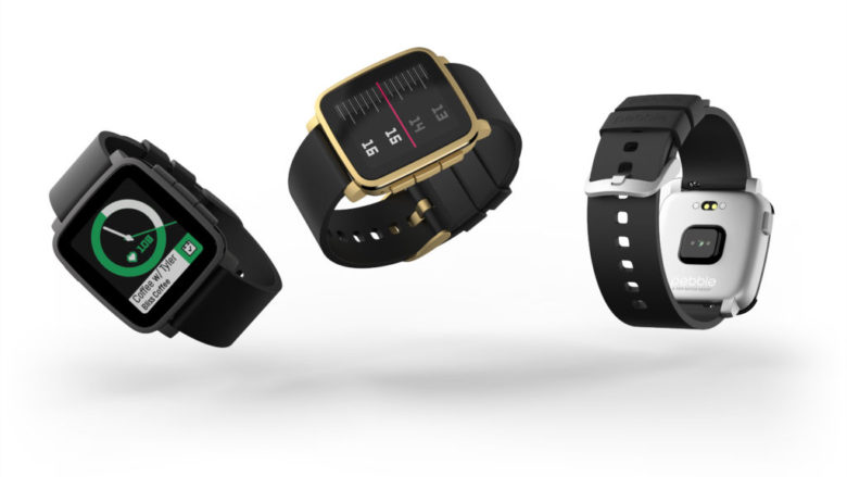Pebble Time 2 is a mix between Time and Steel.