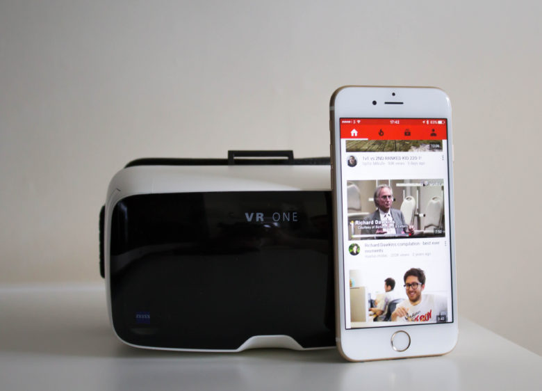 6d4d99a3ff15 You can now watch any YouTube video in glorious VR on iPhone