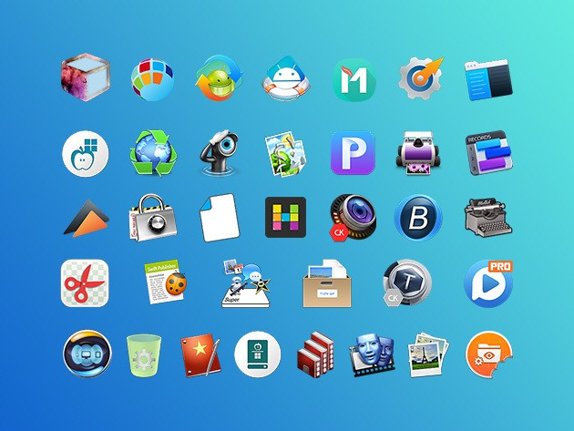 Choose 10 from dozens of  top-tier productivity-enhancing apps for one low price.
