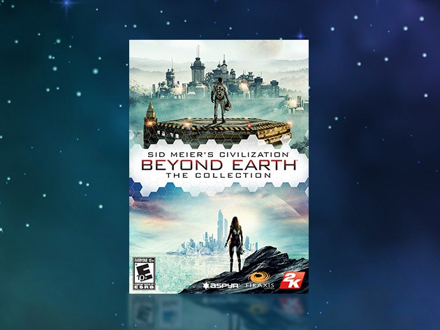 The newest Civilization installment and its expansions leaves Earth far, far behind.