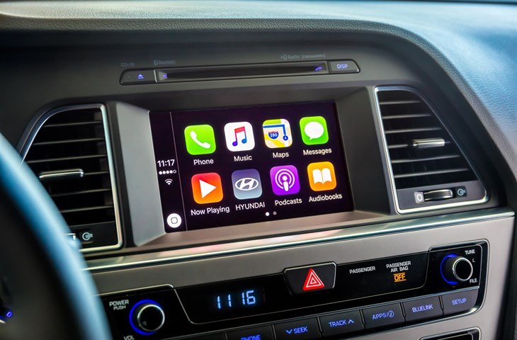 CarPlay support is now available on some Hyundai cars.