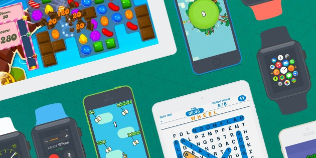 This massive set of learning materials includes more than 800 videos covering iOS, Apple Watch apps, games, and tons more.