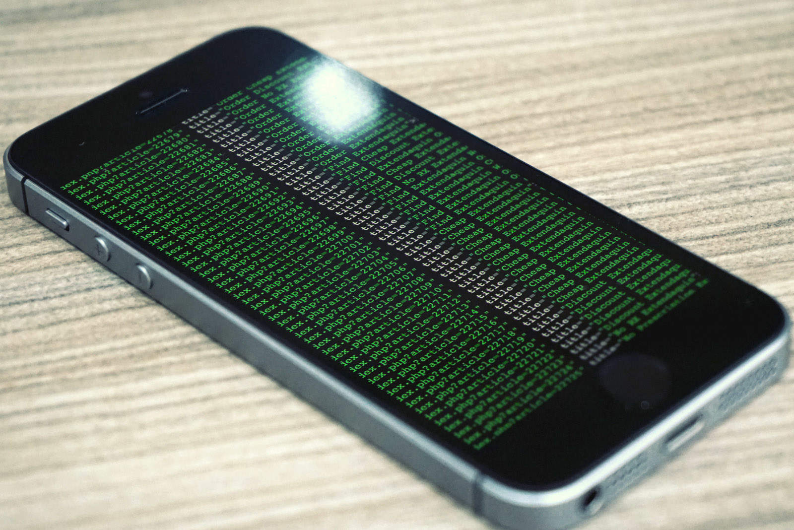 Want to see if your iPhone's hacked? There's an app for that