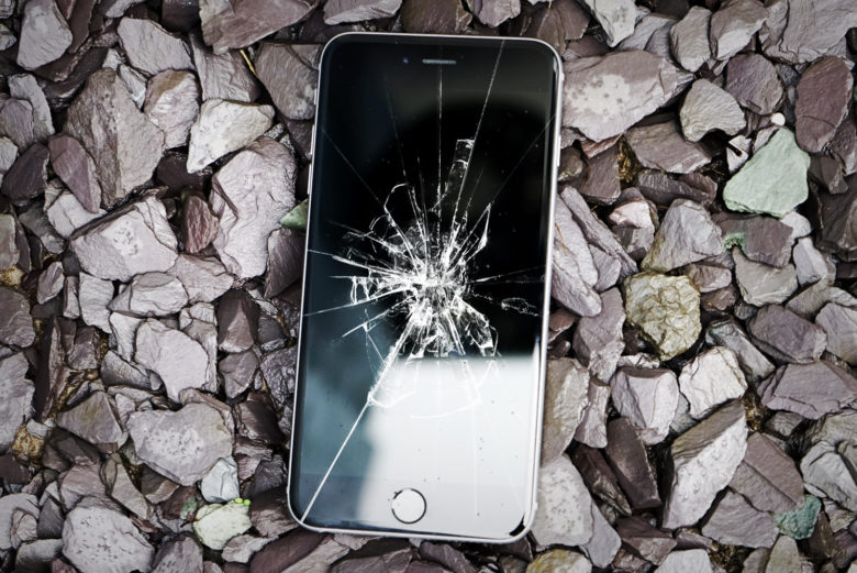 Even if it's busted, we'll give you the best price for your old iPhone.