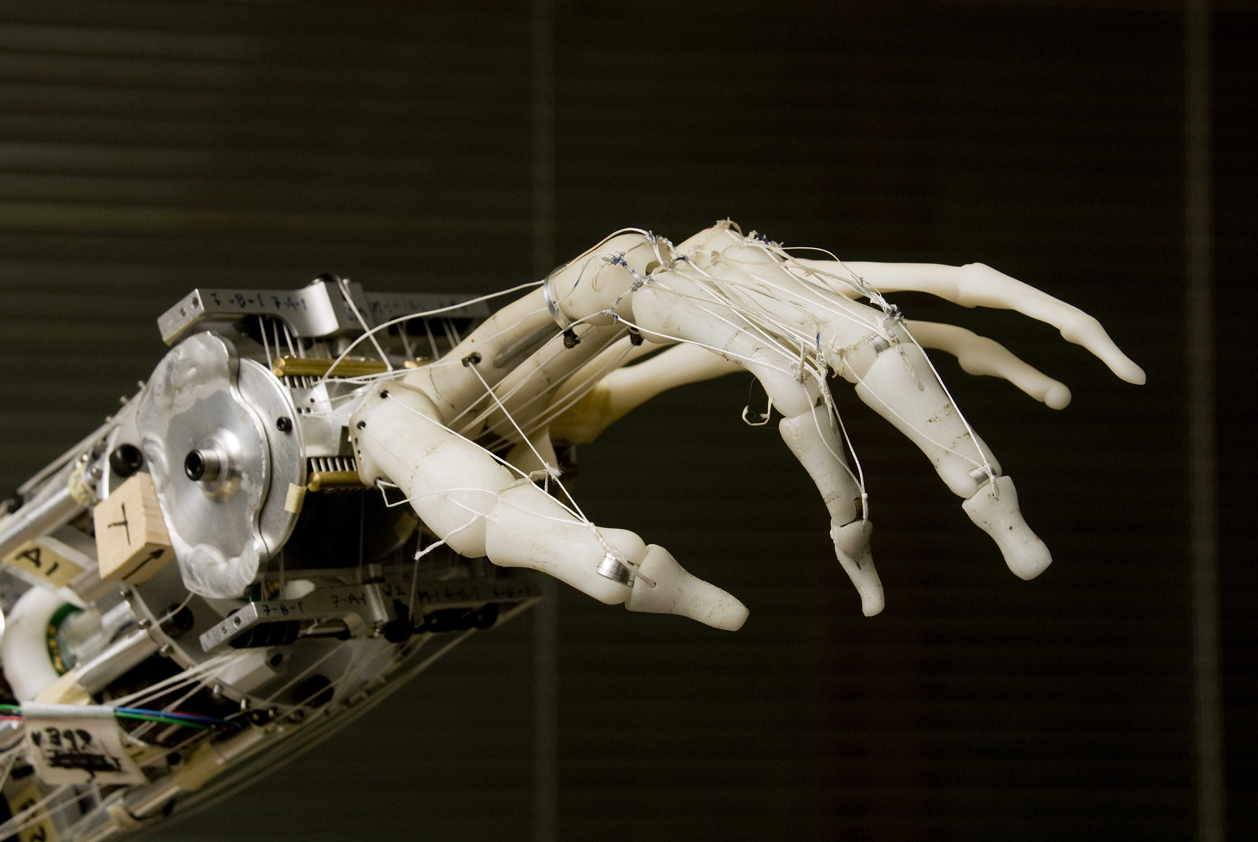 Apple's latest hire specialized at building robotic hands.