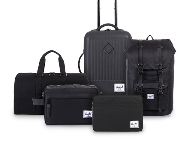 Win it Wednesday: 5 Herschel bags to send your old luggage packing ...