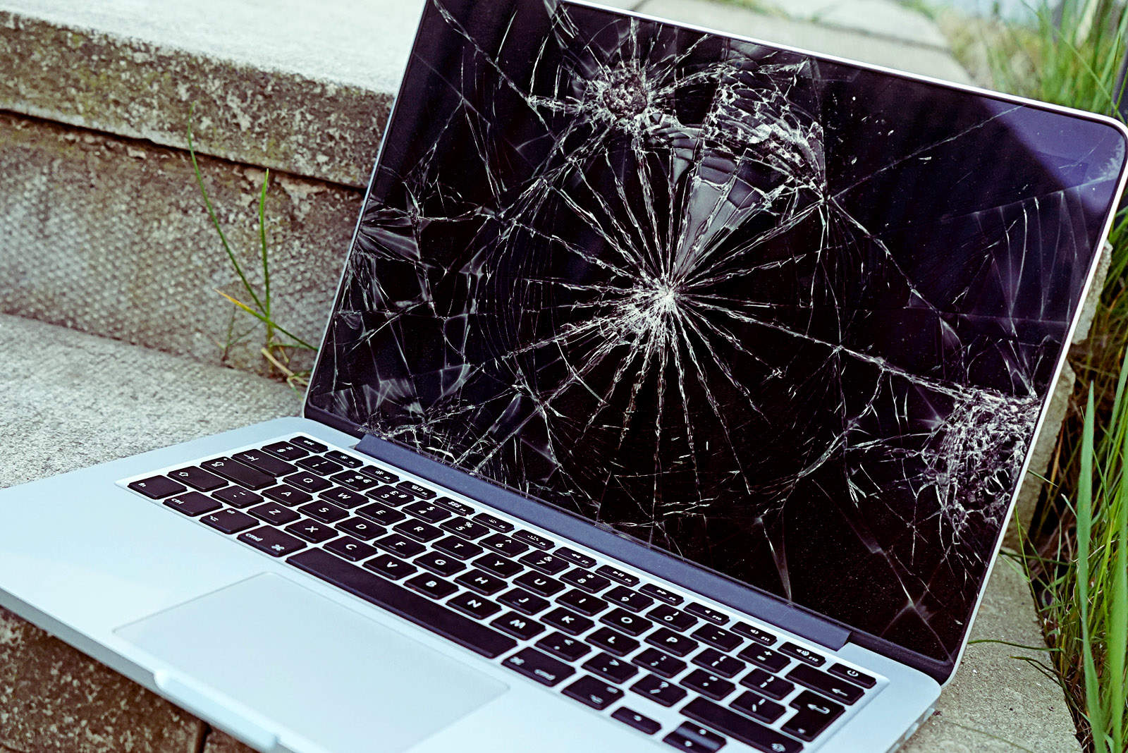 Sell your MacBook to us, even if it's busted.