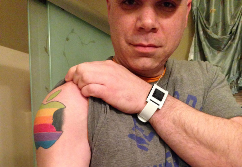 Steve Jobs Left An Imprint On Tech And The Skin Of Some Devoted Fans  Jobs That Are Left