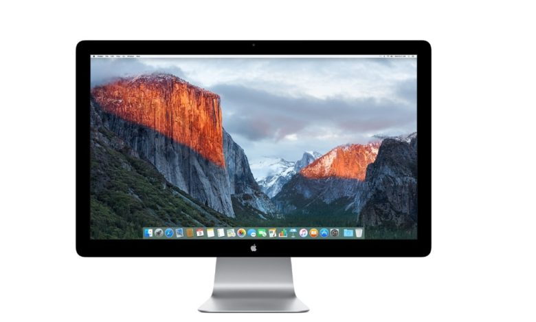 Apple's Thunderbolt display hasn't been updated since 2011.