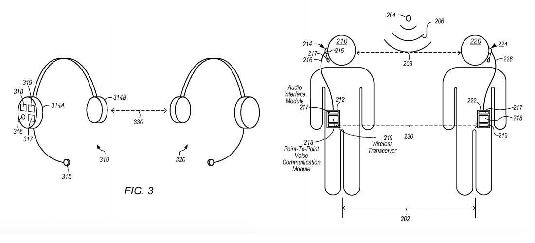 apple has a plan to revolutionize the walkie talkie