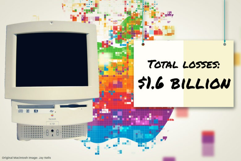 Apple losses Gil Amelio